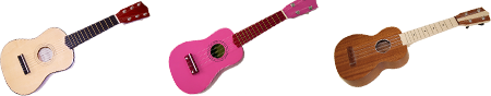 UVI Acoustic Toy Museum | Toy Guitars